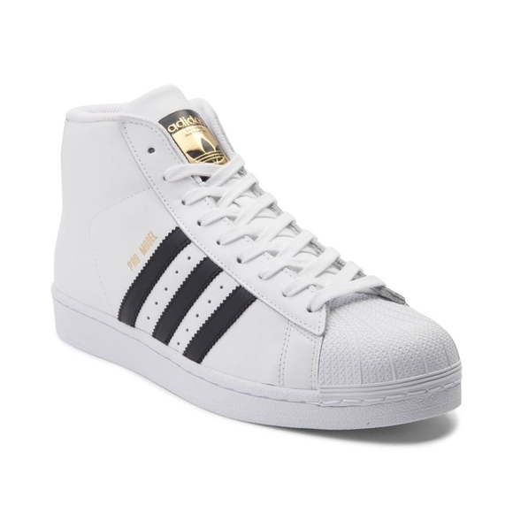 448c2358182ccb adidas Other - Adidas Pro Model High Top Sneakers Men 8.5